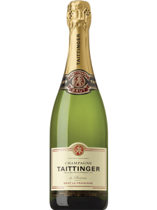 Taittinger Brut Champagne (Find in Chilled Wines)