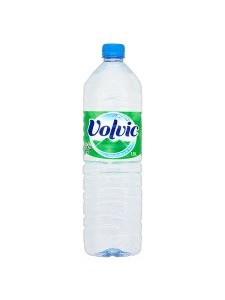 Volvic Natural Spring Water 1.5Ltr