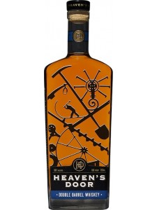 (Bob Dylan's) Heaven's Door Double Barrel Whiskey