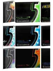 Wrigley's Truth or Dare 5 Gum