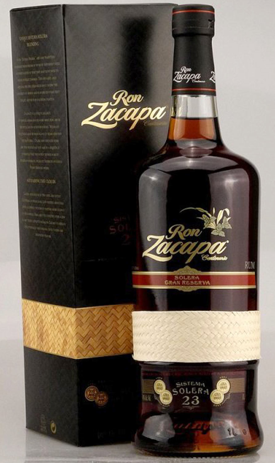 Ron zacapa sistema solera rum for Food bar zacapa