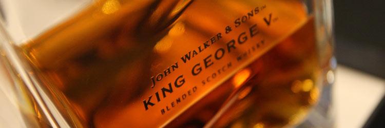 Johnnie Walker King George V